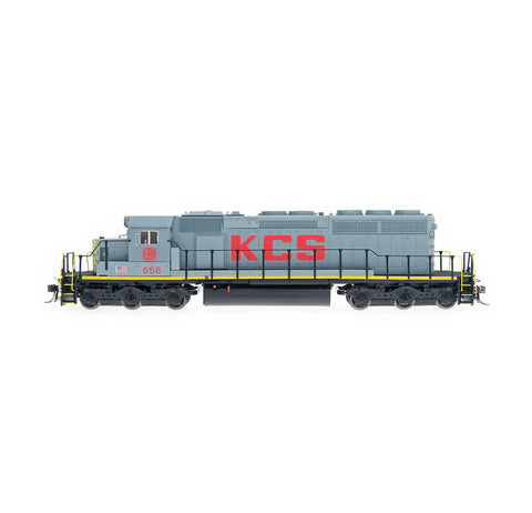 InterMountain 69332S N Kansas City Southern EMD SD40-2 with LokSound & DCC