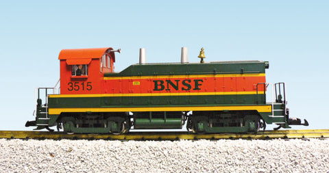 USA Trains 22046 G Burlington Northern Santa Fe NW-2 Diesel Locomotive