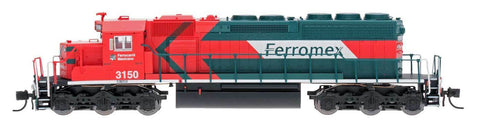 InterMountain 69330  N Ferromex SD40-2 Locomotives Standard DC