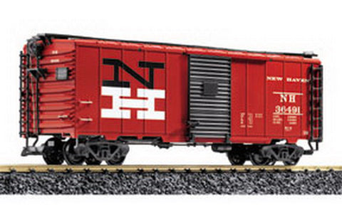 LGB 40917 New Haven Boxcar (Plastic Wheels)