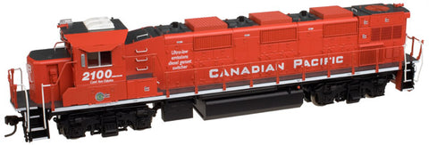 Atlas 10001388 HO Canadian Pacific Trainman® Plus NRE Genset Locomotive #2101