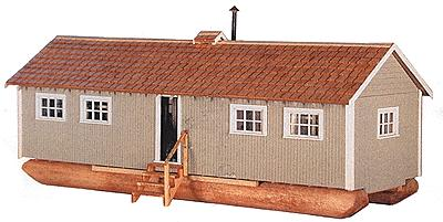Evergreen Hill 212 O Logging Camp Car Kit