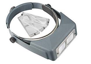 Donegan Optical Company ALS1 OptoVisor 4-Lens Optical Magnifier Set