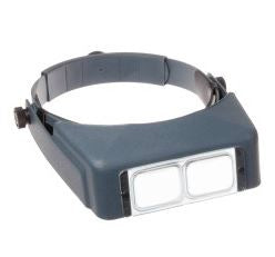 Donegan Optical Company LX5 OptiVisor LX with Lens - 2.50x at 8'