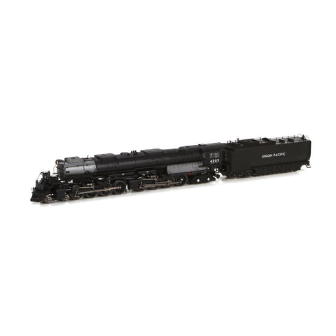Athearn 22900 N Union Pacific 4-8-8-4 Big Boy with DCC & Sound Oil Tender #4005