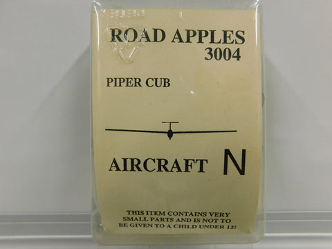 Road Apples 3004 N Aircraft Piper Cub Airplane