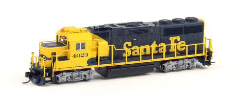 Fox Valley Models 70753 N Santa Fe EMD GP60 Late Version Diesel Locomotive #4035