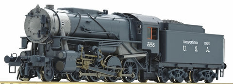 Roco 72150 HO United States Army Transportation Corps. Steam Locomotive S 160