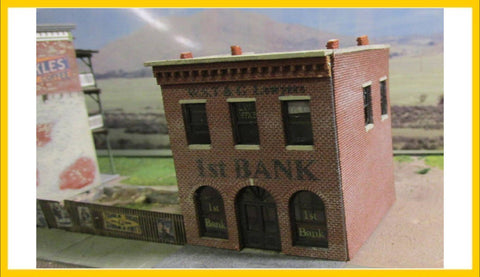 RS Laser Kits 3067 N First Bank Building