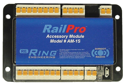 Ring Engineering AM1S RailPro Accessory Controller Module/Sound