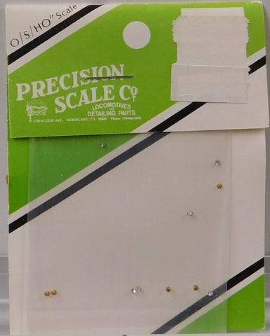 Precision Scale Company 48291 Small 1.3mm Clear Jewels (12)