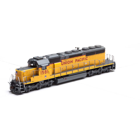 Athearn 16720 HO Union Pacific SD40-2 Diesel Locomotive w/DCC & Sound RTR #1581