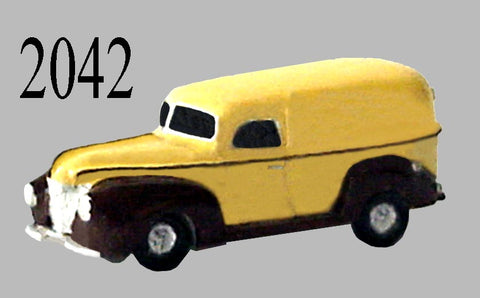 Lineside Models 2042 N 1939 Ford Sedan Delivery