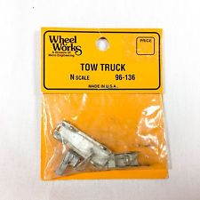 Wheel Works 96-136 1:160 Tow Truck Diecast Unpainted Kit