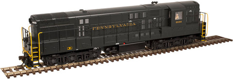 Atlas 10002234 HO Pennsylvania Train Master Locomotives Gold #8700
