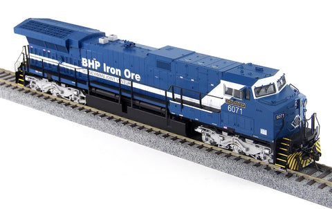 Broadway Limited 4780 HO BHP Iron Ore GE AC6000 Diesel Loco Paragon3 Sound #6071