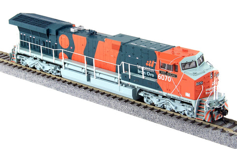 Broadway Limited 4782 HO BHP Iron Ore GE AC6000 Diesel Loco Paragon3 Sound #6070