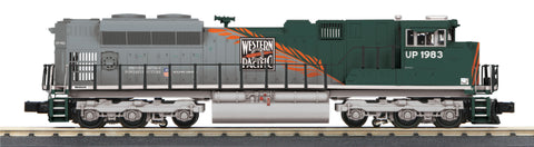 MTH 30-20417-1 O Western Pacific SD70ACe Imperial Diesel Engine #1983 PS3