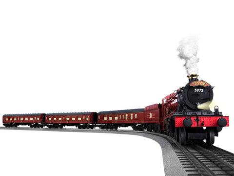 Lionel 6-83972 O Harry Potter Hogwarts Express LionChief Train Set with Bluetooth