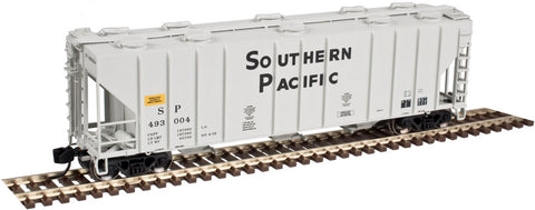 Atlas 50003316 N Southern Pacific PS 4000 Covered Hopper #493029