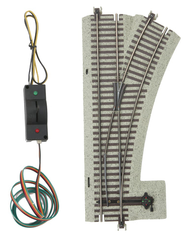 MTH 35-1018 S No. 3 Remote Control Switch (RH)