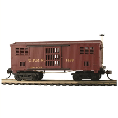 Mantua 722003 HO Union Pacific Wooden Vintage Freight Car