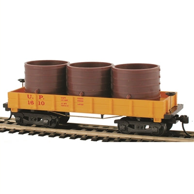Mantua 723003 Union Pacific 1860 Wooden Water Car