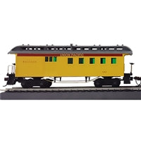 Mantua 715110 HO Union Pacific 1890 Wooden Passenger Car