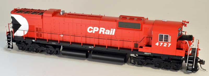 Bowser 24296 HO Canadian Pacific Rail MLW M636 Diesel Loco Standard DC #4727