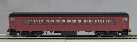 Con-Cor 94095 HO Long Island Futura Coach with Real Gold Leaf Lettering #179