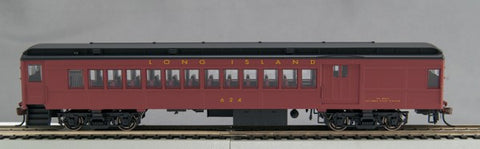 Con-Cor 94100 HO Long Island Futura Coach with Real Gold Leaf Lettering #625