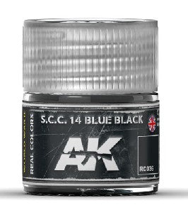AK Interactive RC036 S.C.C. 14 Blue Black