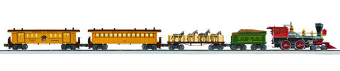 Lionel 6-82442 O LionChief  5-Star 4-4-0 General Steam Ready to Run Train Set w/Bluetooth