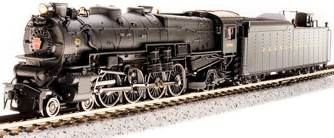 Broadway Limited 3637 N Pennsylvania M1a 4-8-2 Paragon3 Sound/DC/DCC Unlettered