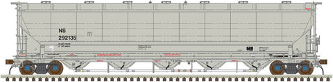 Atlas 20004287 HO Norfolk Southern Trinity 5660 Covered Hopper #292177