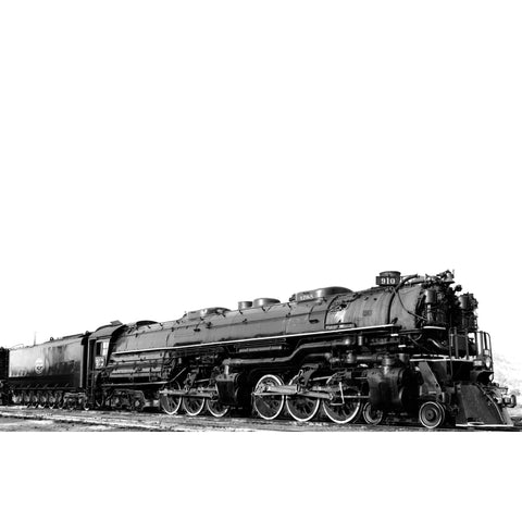 Athearn 22932 N Spokane, Portland and Seattle 4-6-6-4 Oil Tender Steam Loco with DCC and Sound #910