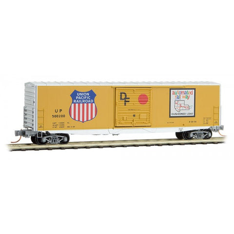 MicroTrains 18000040 N Union Pacific '50' Boxcar