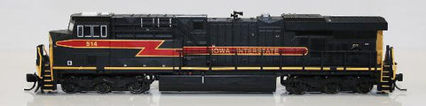 Fox Valley Models 70288 N Iowa Interstate GE ES44AC GEVO Diesel Locomotive #514