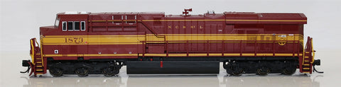 Fox Valley Models 70006 N Nash,Chat & St Louis GE ES44AC GEVO Diesel Loco