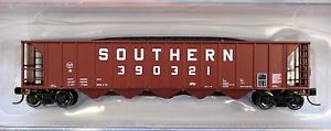 Fox Valley Models 83603-9 N Southern Ortner 5-Bay Rapid Discharge Hopper #390321
