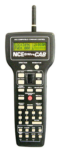 NCE 0030 G Wire Throttle