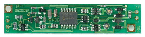 NCE 0117 N NIMFT-A Drop-In Decoder for Intermoutain FT-A Locomotives