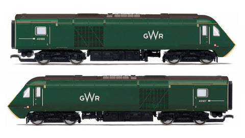 Hornby R3510 OO GWR Class 43 HST 125 Train Pack - Limited Edition