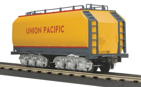 MTH 30-79538 O-27 Union Pacific Die-Cast Auxiliary Water Tender