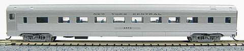 Con-Cor 41352 N New York Central Budd 85' Corrugated-Side Mid-Train Dome Car