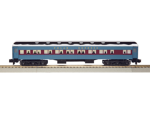 American Flyer 6-48018 S The Polar Express Passenger Coach Add-On Car