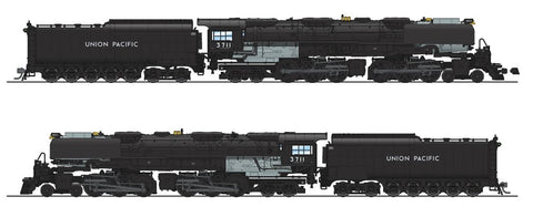 Broadway Limited 4982 HO Union Pacific Challenger 4-6-6-4 P3 #3714