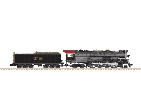American Flyer 44026 S Southern FlyerChief 2-8-4 Steam Loco with Bluetooth #2716