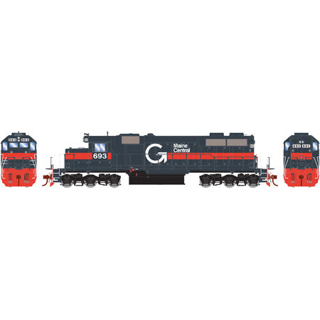 Athearn 64375 HO Guilford/Boston & Maine RTR SD39 #693