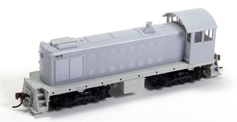 Atlas 10001462 HO Undecorated S-2 Locomotive (horizontal shutters)